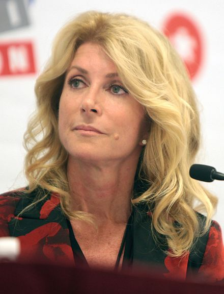 """Former Texas State Senator Wendy Davis   """"Sam has spent a career fighting for progressive values. His work helped to establish the principle that no woman should have to choose between a job and a healthy pregnancy. He is exactly the sort of person we need on our courts."""""""