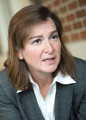 """Former U.S. Attorney Barb McQuade   """"Sam Bagenstos will be an excellent Justice of the Michigan Supreme Court because he is a superb lawyer who is committed to equal justice and the rule of law."""""""