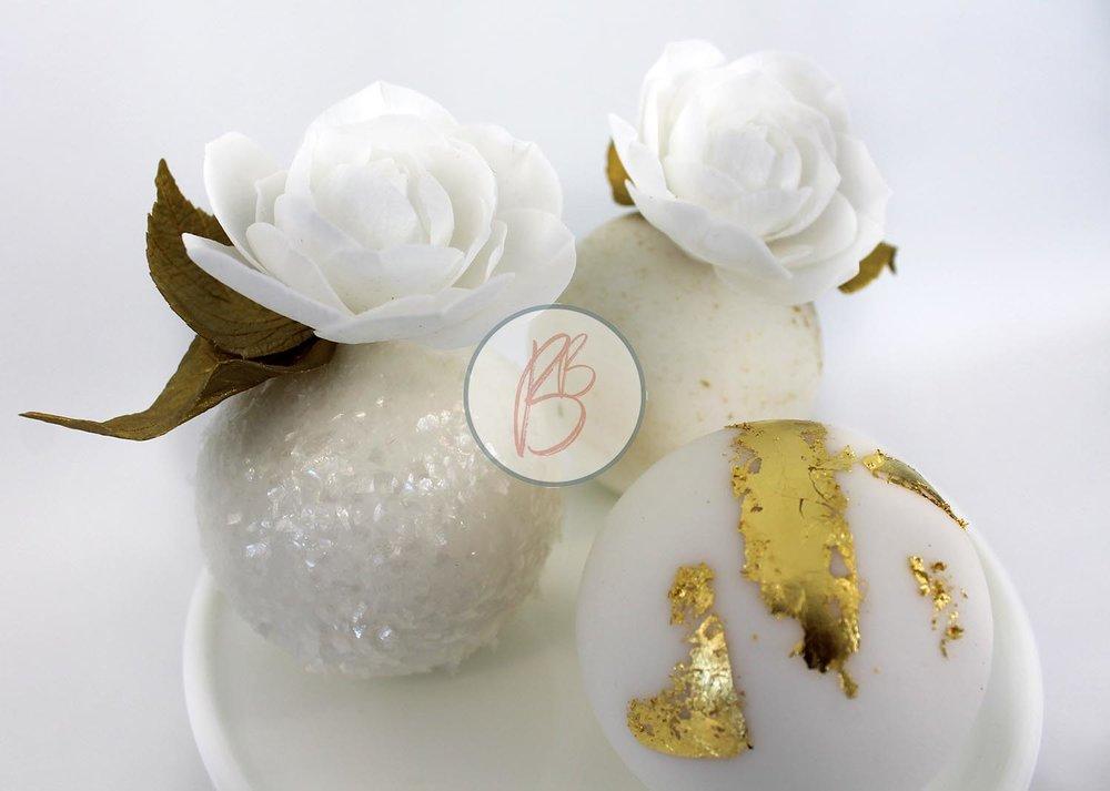 Mini Sphere Cakes Detail 3