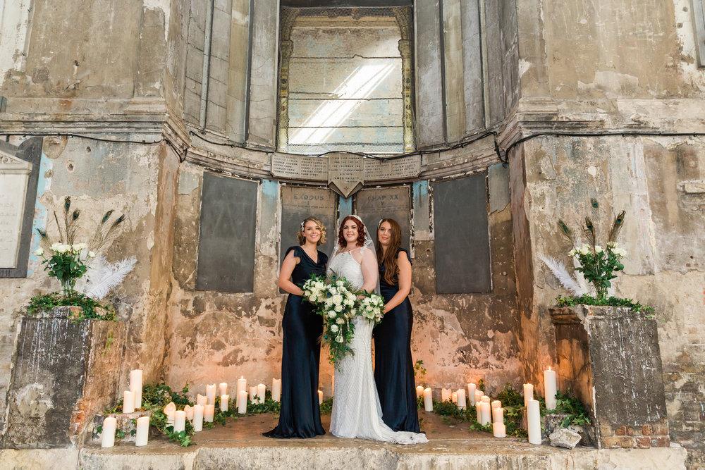 vintage wedding bridesmaids.jpg