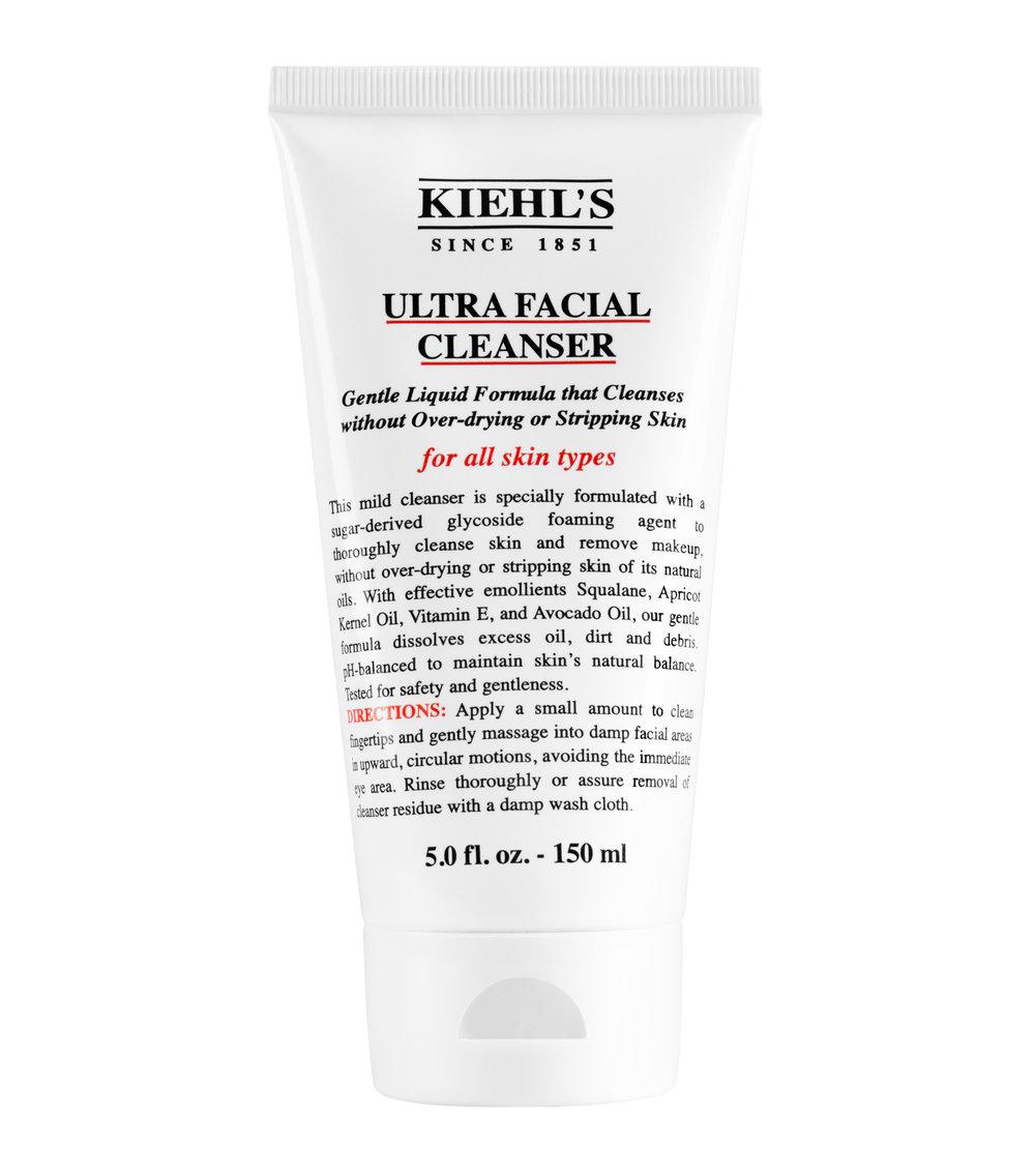 Ultra Facial Cleanser ($20)