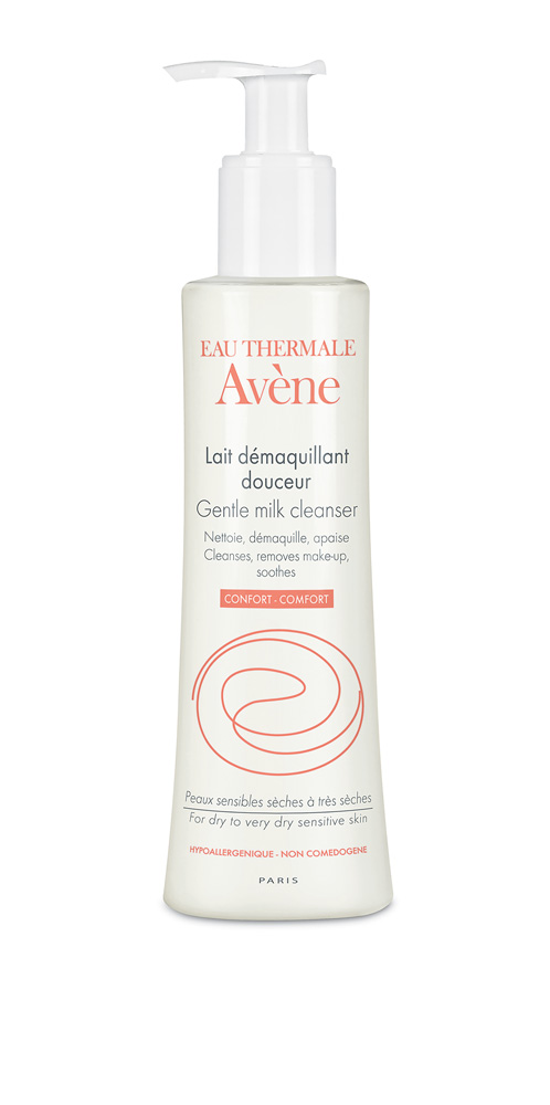 Avene Gentle Milk Cleanser ($20)