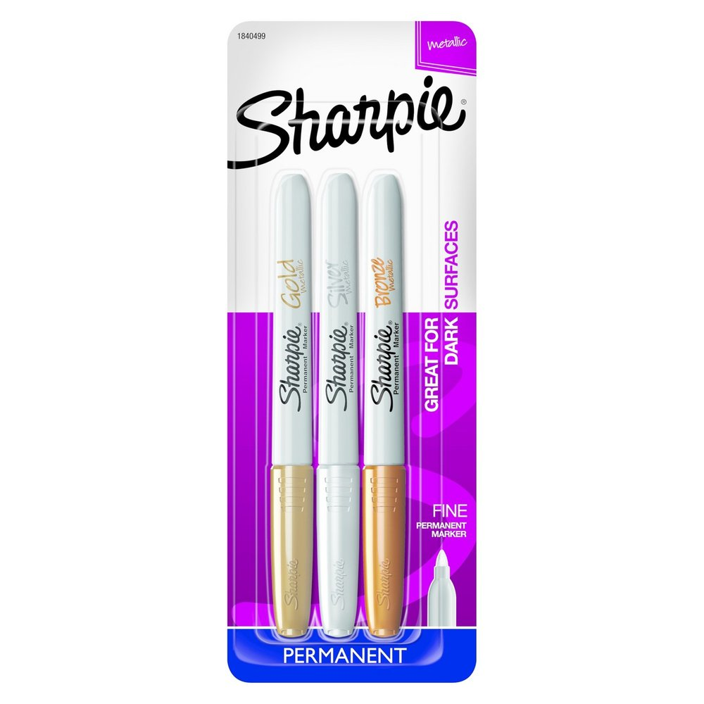 Fine Point Sharpie Markers $4