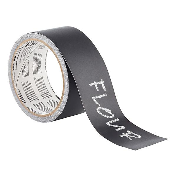 Black Chalkboard Label Tape $8