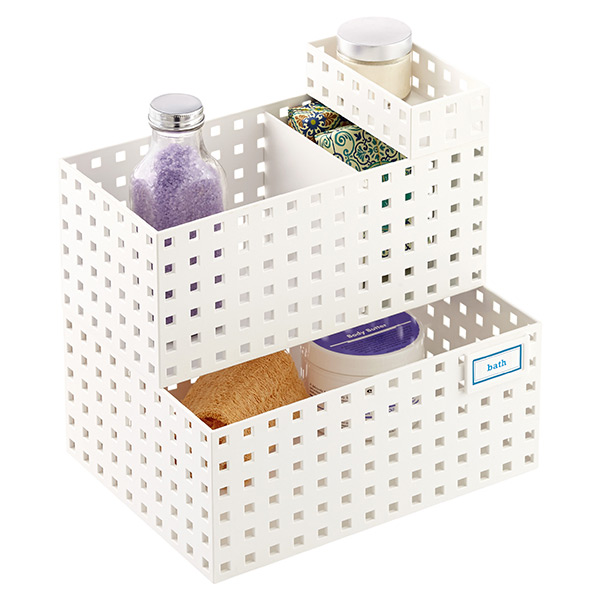 Like-It Bricks Bath Storage $33