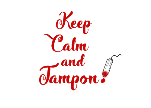 Keep Calm and Tampon Logo.png