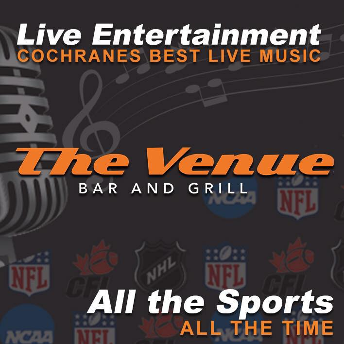 11/ The Venue Bar & Grill, 79 Railway Street East - Just wing-it Wednesday! 4pm to 11pmChoice of breaded or non-breaded.40 cents each (orders of 10) with the purchase of a beverage. Eat-in only.