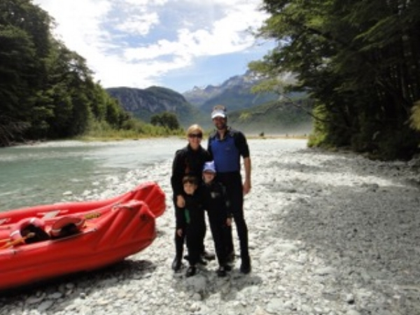The Millers in New Zealand