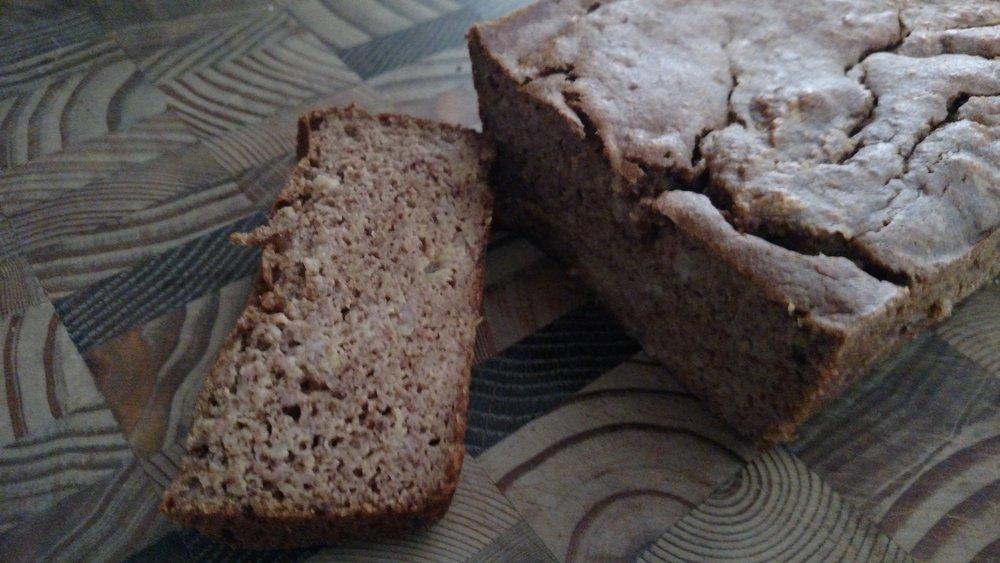 Haka Banana Bread - Paleo and Delicious