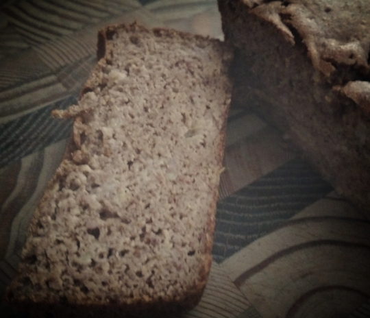 Haka Banana Bread -
