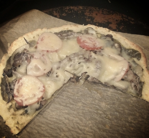 Fathead Pizza -
