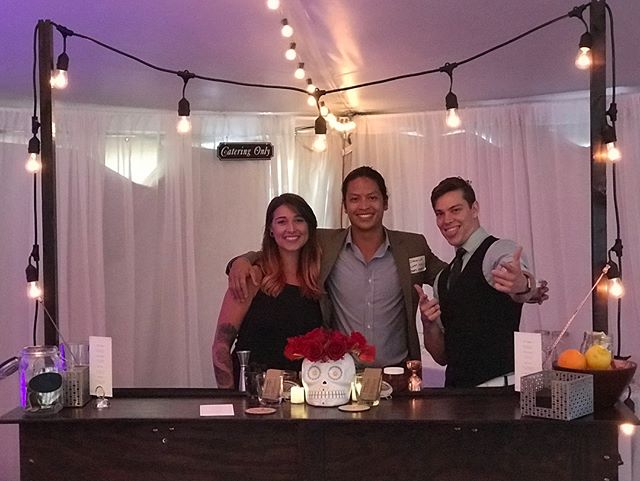 What a fun event! Thank you @historicmankinmansion and @rvaweddings for the opportunity to show the Richmond area wedding professionals what we do! • • • #richmond #wedding #weddings #richmondwedding #richmondweddings #cocktail #rvacocktails #bar #bartending #bartenders #lastcallcraftcocktails #mankinmansion #rvaweddings