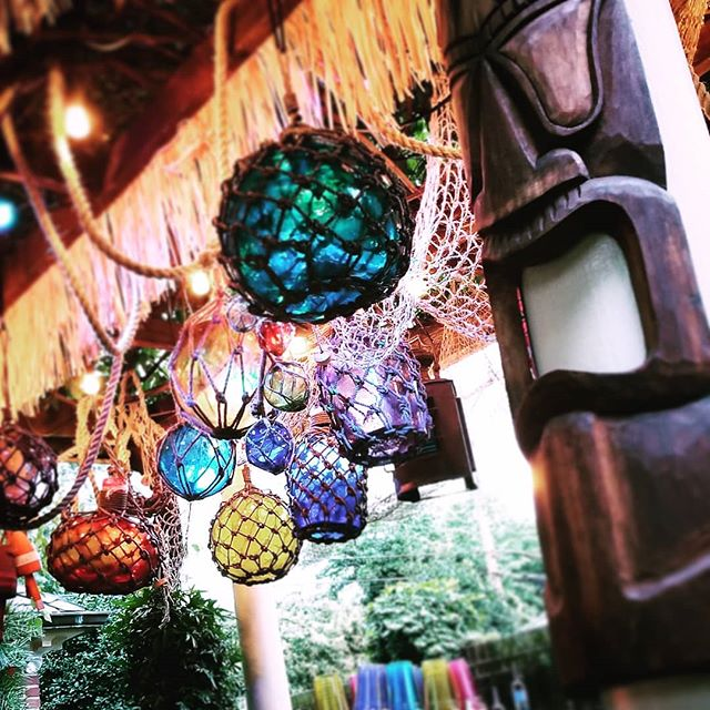 Have you ever tiki'd? #RVA #VCU #CraftCocktails #tiki #poolparty #barlife