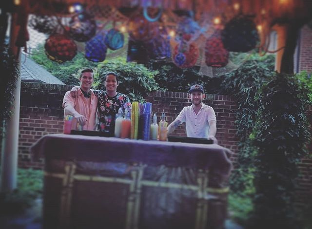 How can we help you? #craftcocktails #rva #barlife #fraaaaaands #goodtimes #tiki
