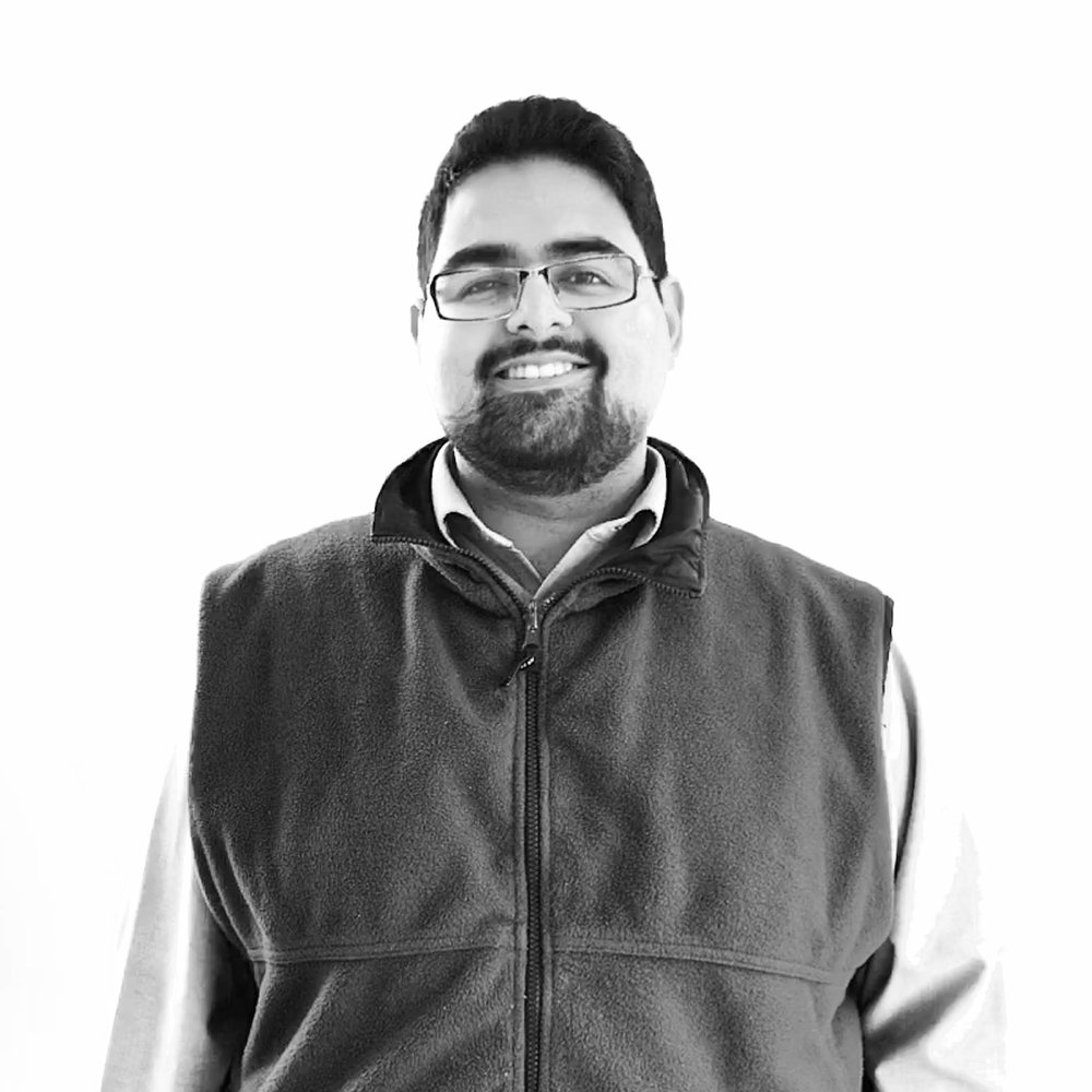 Nik Chandwani   Research Panel Coordinator