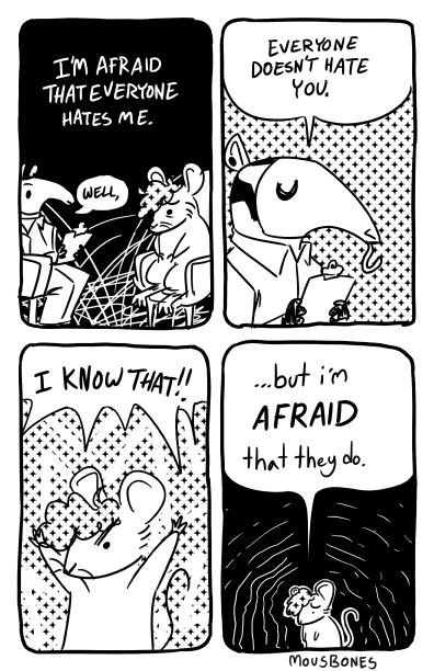 Journal Comic, 2018