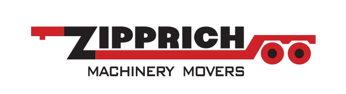 Zipprich Machinery Movers - Thomas Bernacki Racing sponsor