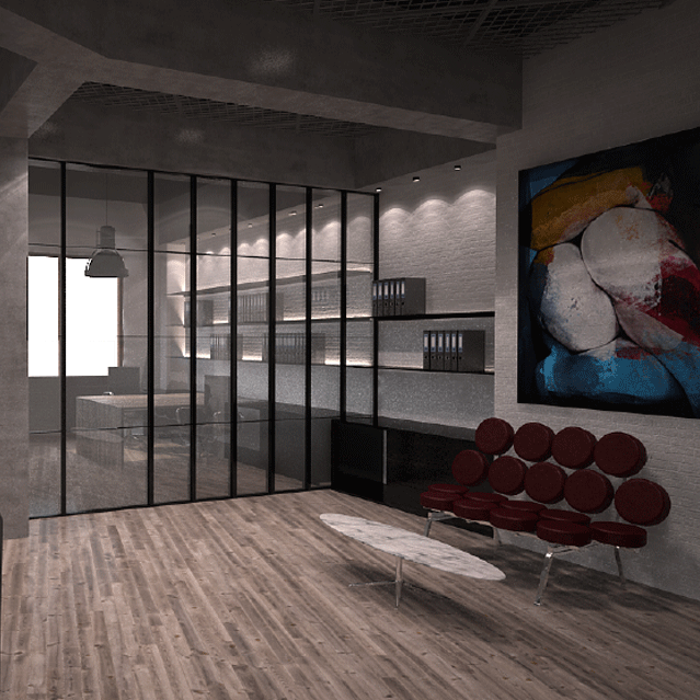 Private Offices - Solidere, Beirut, Lebanon - 2013