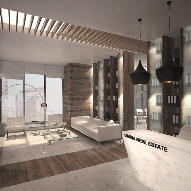 Real Estate Offices - Riyadh , KSA - 2013