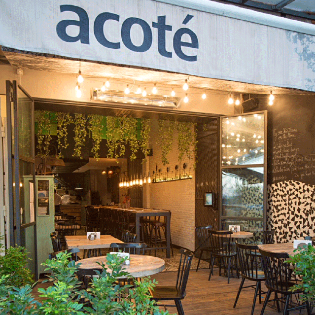 A Cote' Restaurant