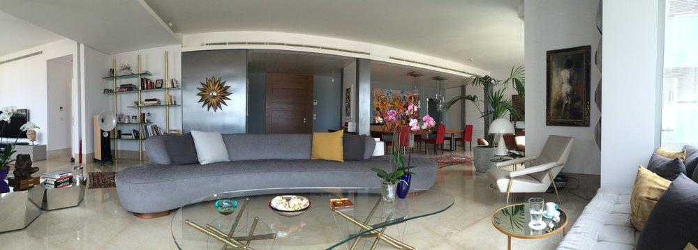 GF apartment