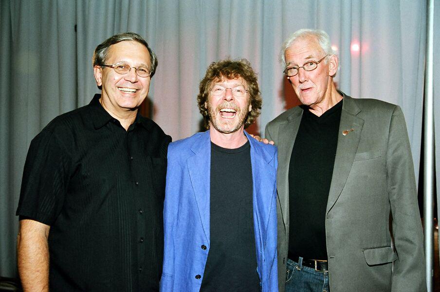 Chuck, Sam Bush, Danny Jones