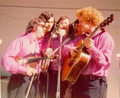 Bluegrass Alliance, 1973