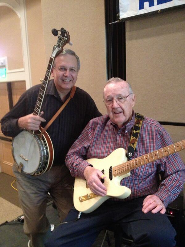 Chuck and Johnny Thomas