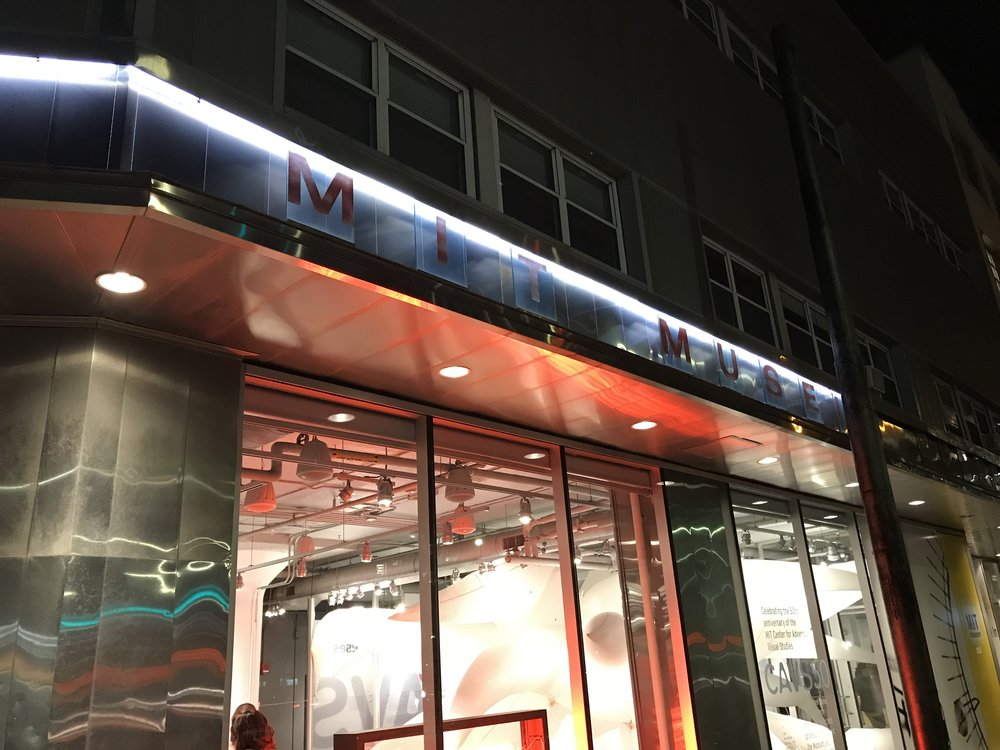 The MIT Museum in Cambridge, MA - host of the MIT Energy Night.