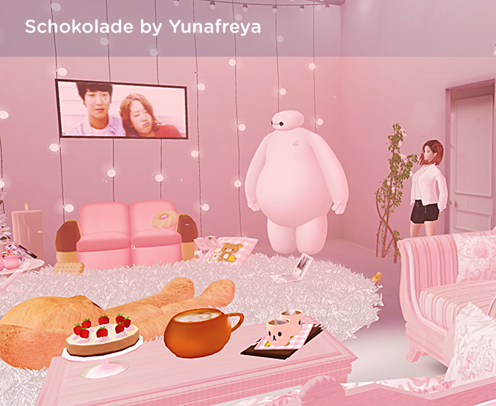 Schokolade♥ by Yunafreya