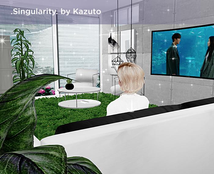 .Singularity. by Kazuto