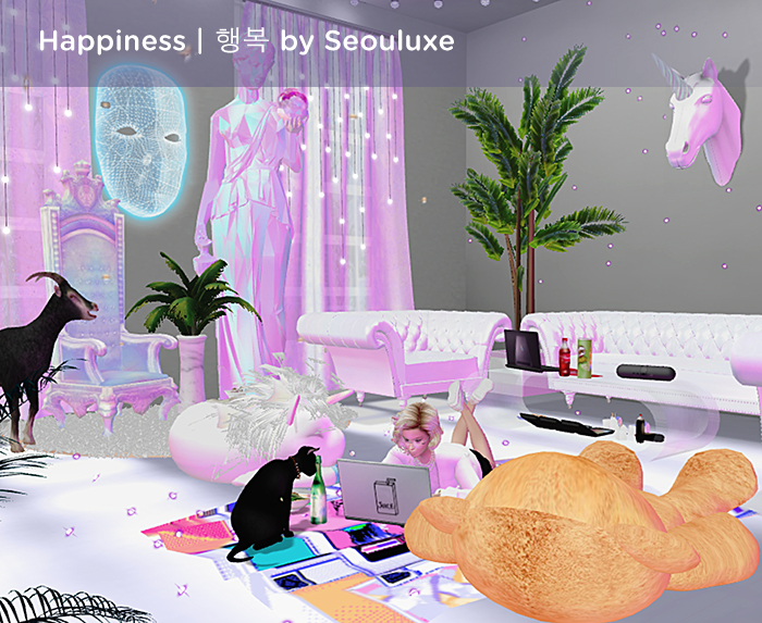 Happiness | 행복 by Seouluxe