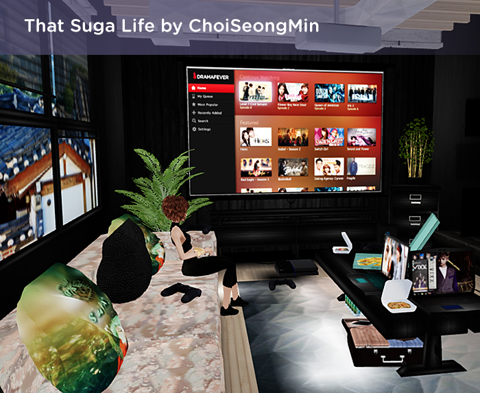 That Suga Life by ChoiSeongMin