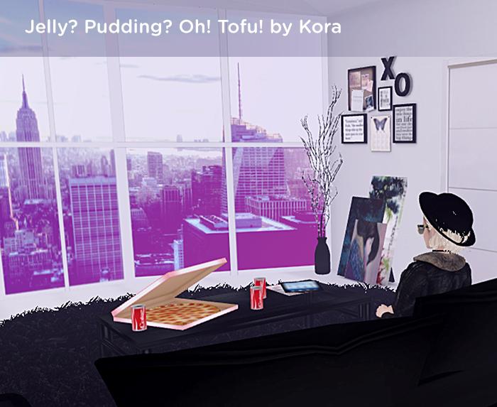 Jelly? Pudding? Oh! Tofu! by Kora