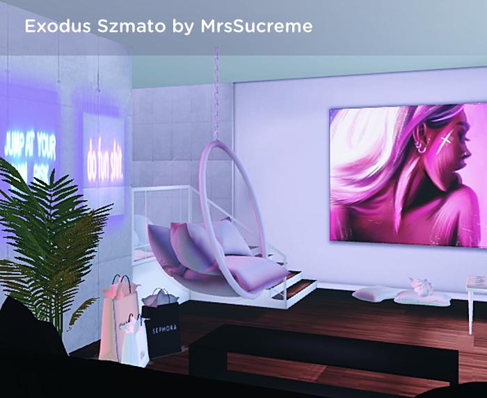 Exodus Szmato ♛ by MrsSucreme