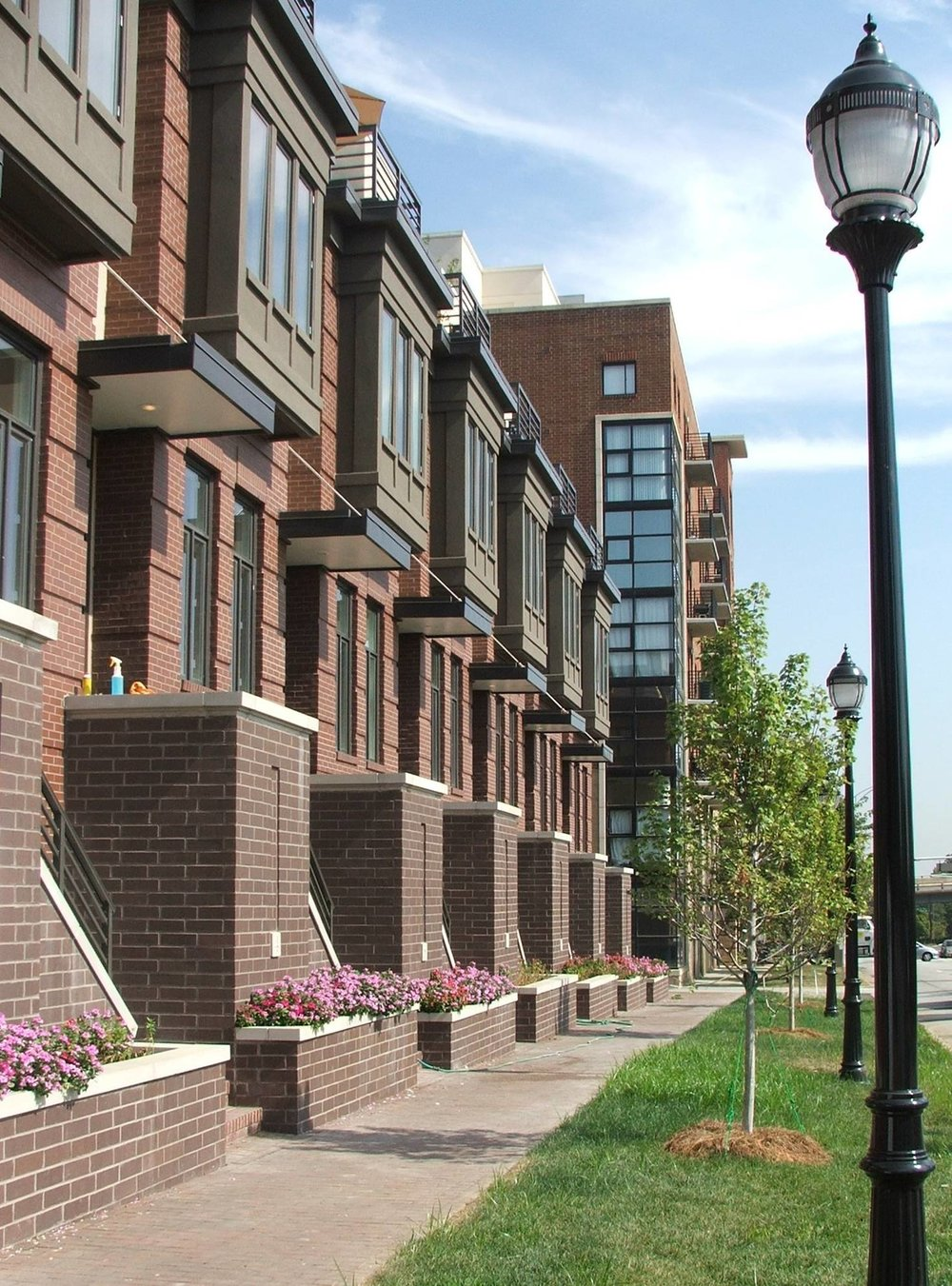 craft-townhomes-uptown-charlotte-fmk-architects