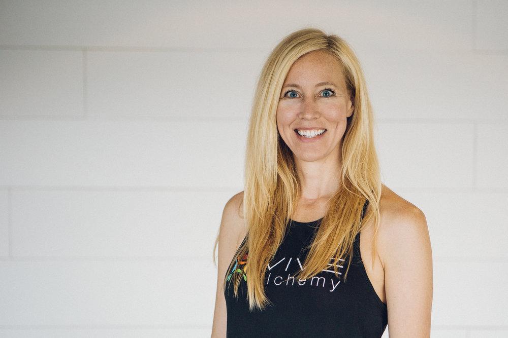 DeeAnn Dean  Creator and CEO of VIVE Alchemy
