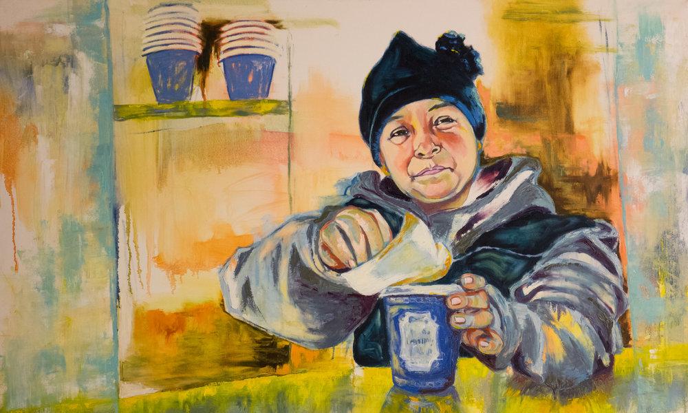 Coffee, Mami!
