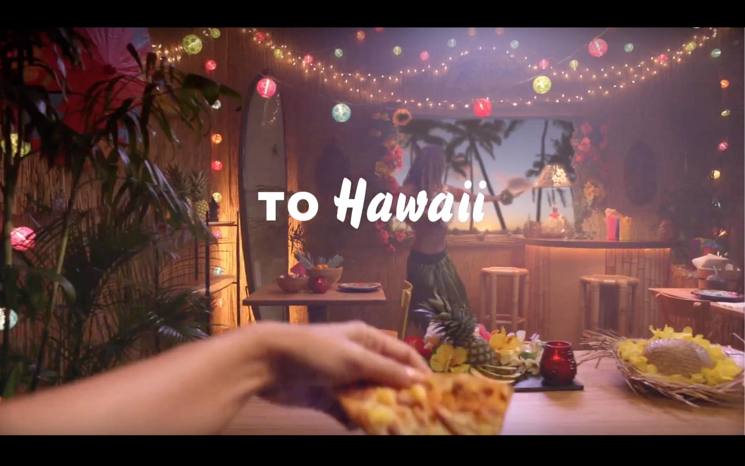 California Pizza Kitchen - Hawaii — Joshua M. Berryman