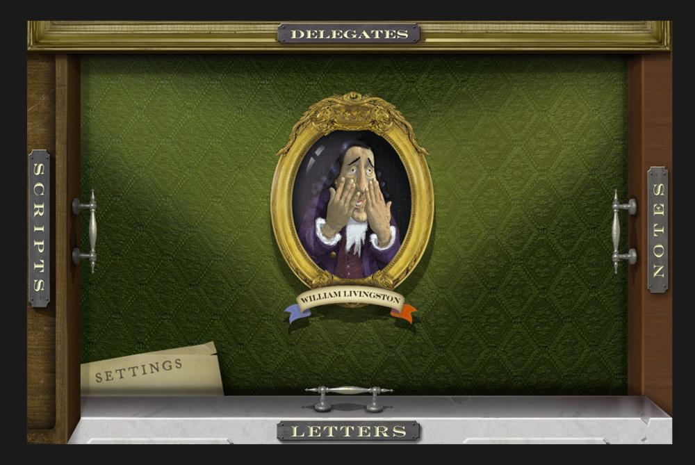 Declare Yourself Quest Main Screen