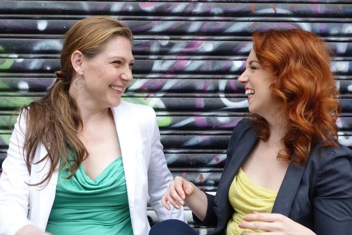Casey Erin Clark and Julie Fogh