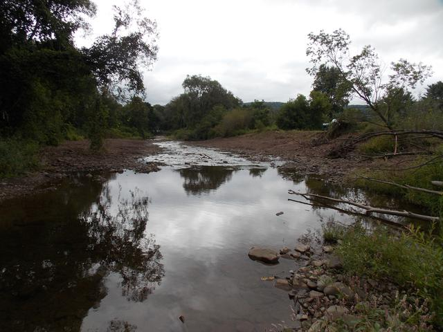 Otsdawa Creek After Construction