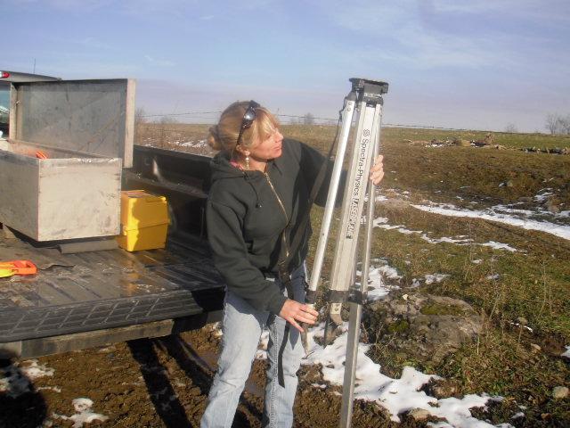 Jeanine Harter  Soil Conservation Technician