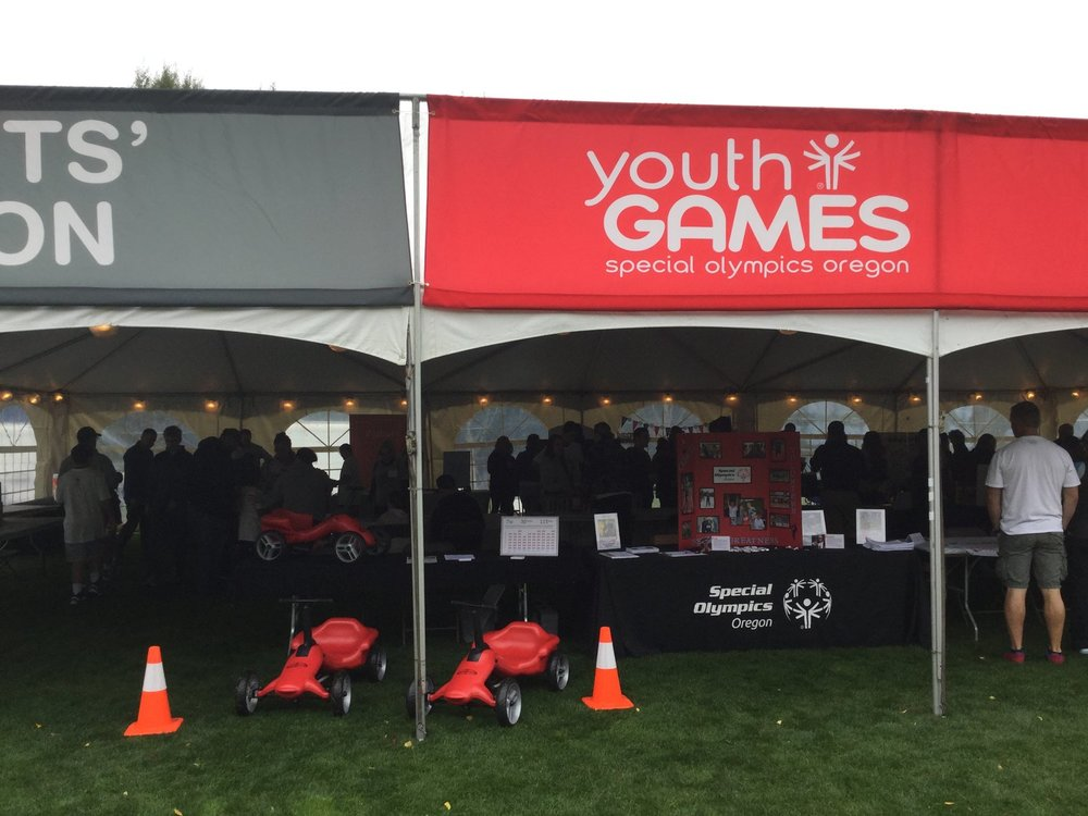 Youth Games — Special Olympics Oregon/Nike at Nike HQ  Beaverton, Oregon  Fall 2018