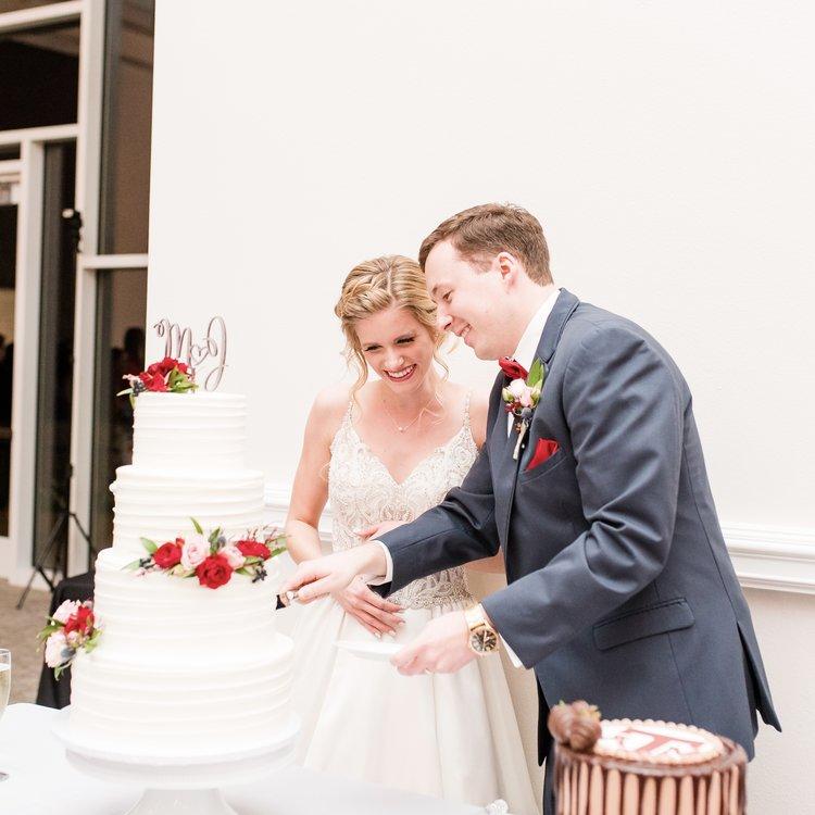 MALLORY & JORDAN, 10.05.18   Wedding Planner: Mayfield Events