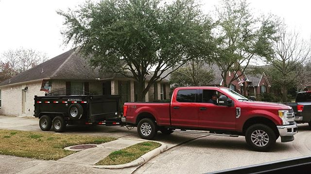 Ready for another job, Happy Thursday everyone!#asoroofing #houstonrealestate #houstonrealestateinvestor #roofingcompany