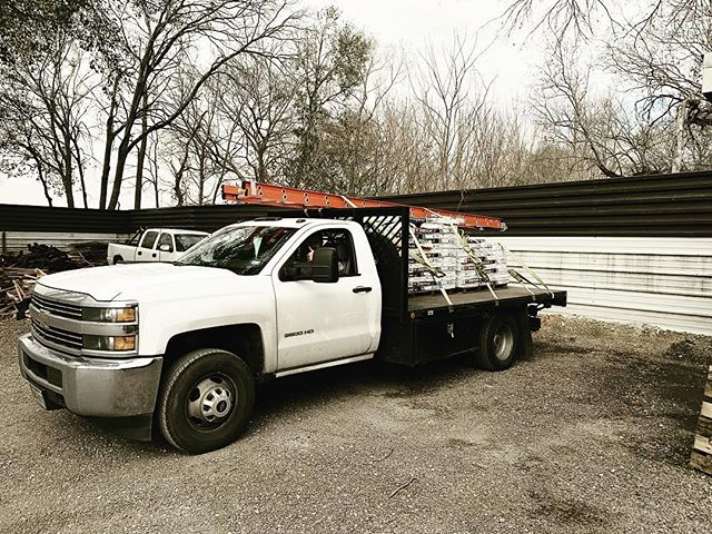 Loaded and ready to go with GAF High Definition Shingles! #gafroofing #houstonroofing #localroofingcompany #houstonroofingcompany #roofingspecialists #sugarlandtx