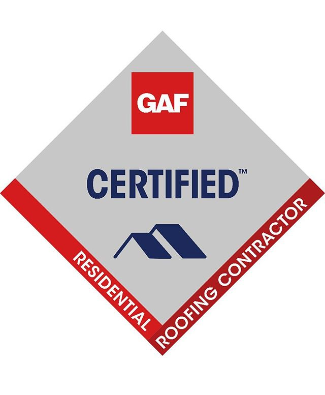 GAF Certified contractor new logo! We are proud to be partners with one of the leading brands of the Roofing industry. #houstonroofer #sugarlandroofer #houstoninsurance #houstonrealestate
