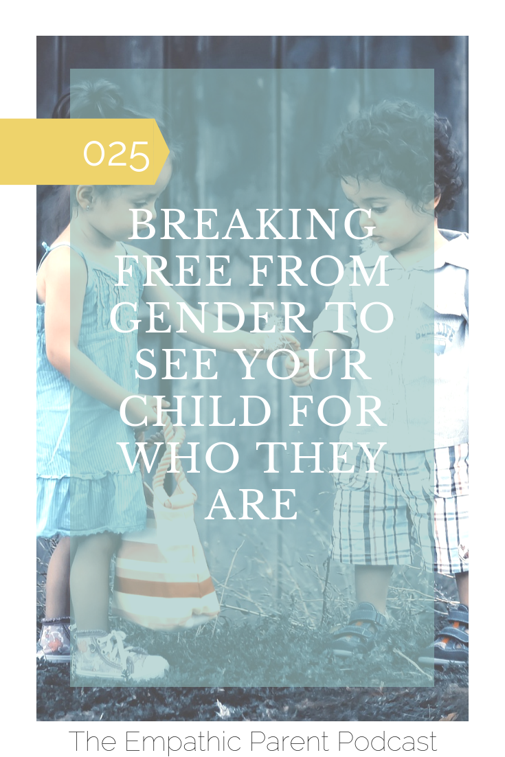Breaking Free From Gender