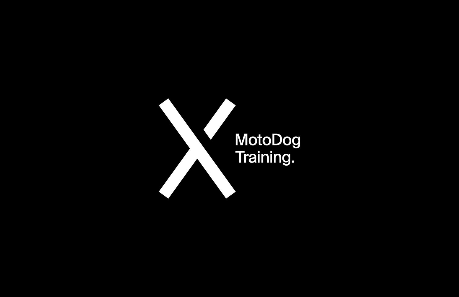 MotoDog Training